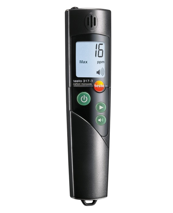Монитор CO Testo 317-3 - CO meter for measuring CO in the surrounding air